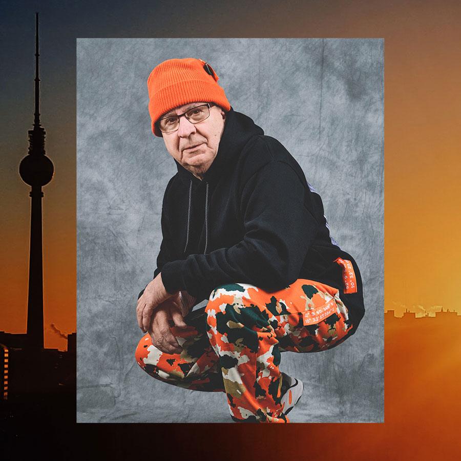 Jägermeister - Best Nights Streetwear Collection 2021 (Gramps)