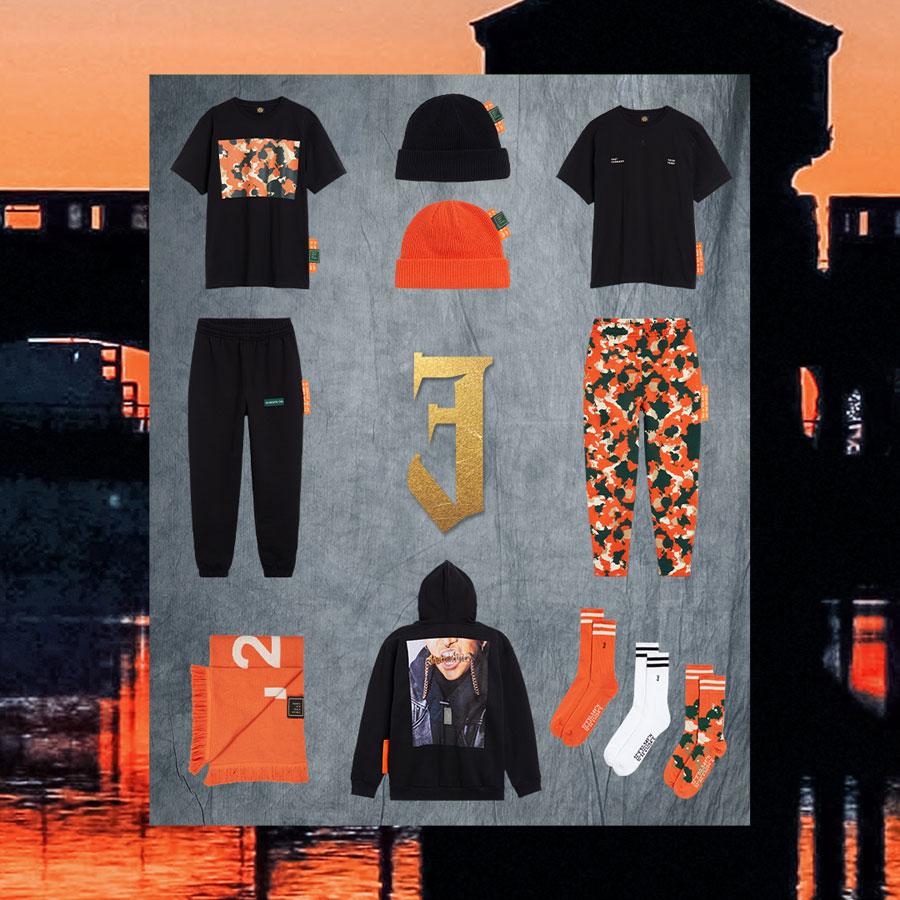 Jägermeister - Best Nights Streetwear Collection 2021 (Overview)