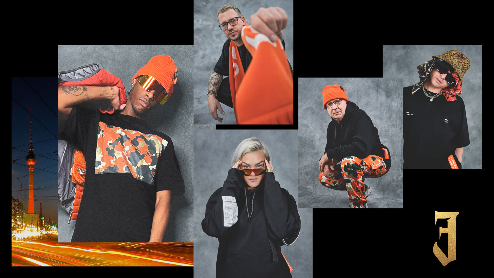 Jägermeister - Best Nights Streetwear Collection 2021 (Slider)