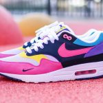 Nike Air Max 1 Mulberry by Roman Custom