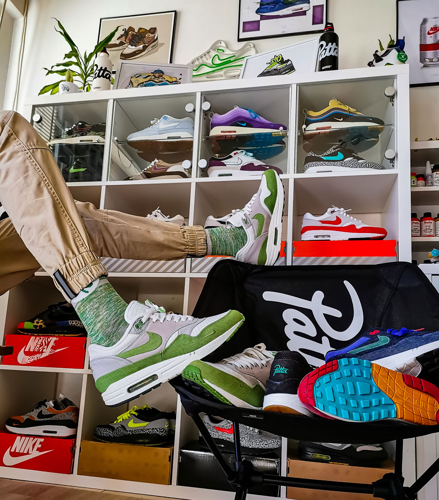 Roman Custom - Sneaker Collection