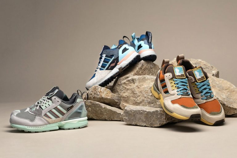 National Park Foundation x adidas ZX Collection