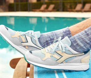 35367bb63882 END. and Diadora Celebrate Poolside Luxury on the N9002