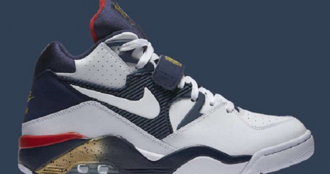 timeless design b2456 788df Charles Barkley s Olympic Nike Air Force 180 Is Coming Back
