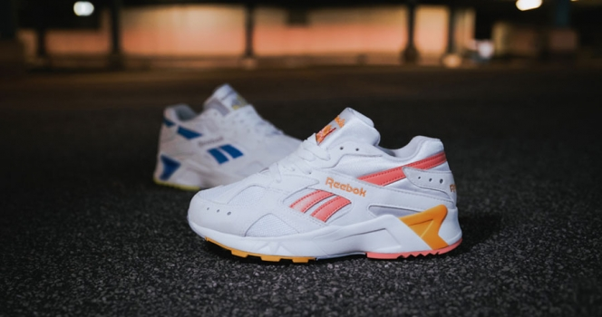 9a1cd863356 The Reebok Aztrek Is Back with a Fresh Dose of 90s Flavor